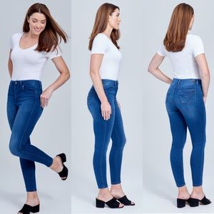 Seven7 High Rise Ultra Stretch Skinny Jeans (10)